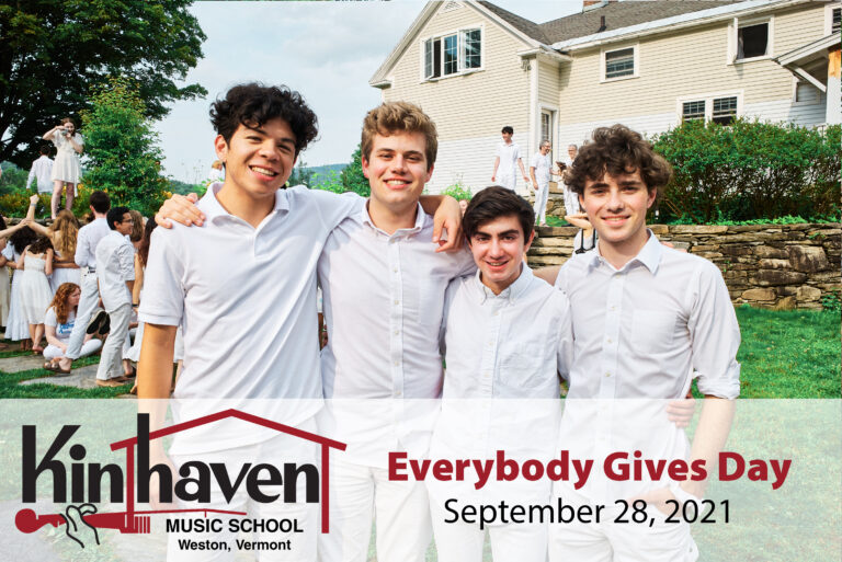 everybody gives day 2021